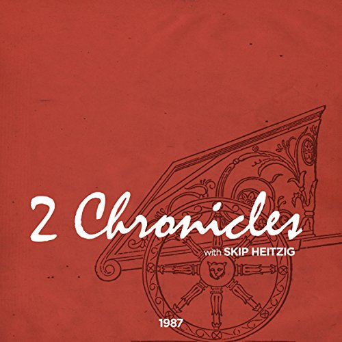 14 II Chronicles - 1987 audiobook cover art