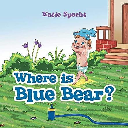 Where Is Blue Bear?
