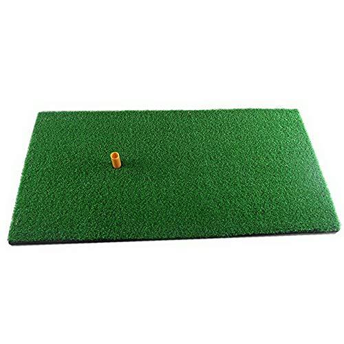 Truedays Golf Zubehör Puttingmatte, Golf Tees Werden Enthalten, Golfmatte übungsmatte, 30 cm X 60 cm