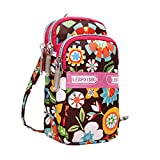 Mujer Bolsos mochila Bolsos al aire libre del teléfono móvil del cambio del bolso de la muñeca de la moda de las mujeres Backpack Daypack para Escuela trabajo fecha