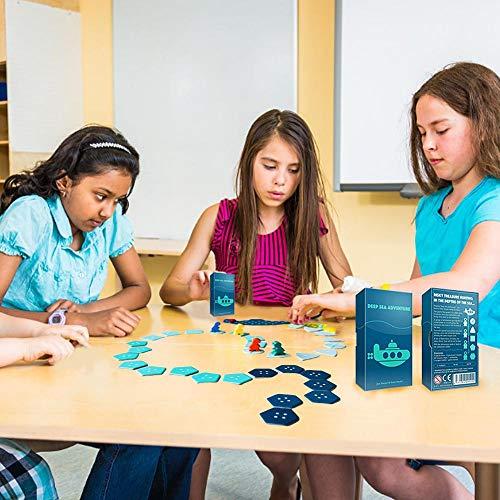 iBoosila Unterhaltsame Kartenspiele für Jung und Alt spaßige und amüsante Spieleabende im Freundes- und Familienkreis.