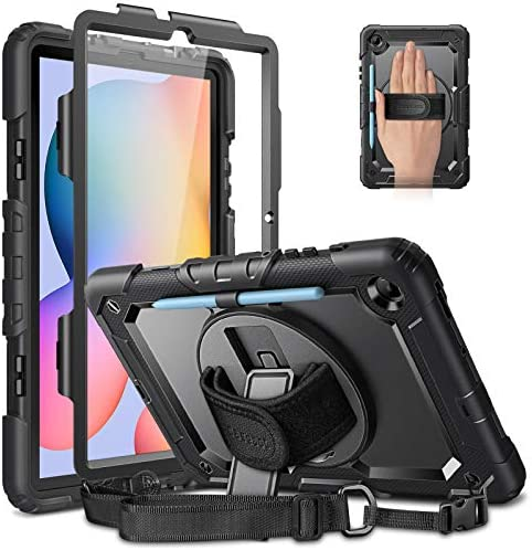 CaseBot Shockproof Case for Samsung Galaxy Tab S6 Lite 10 4 2020 Model SM P610 P615 with Screen product image