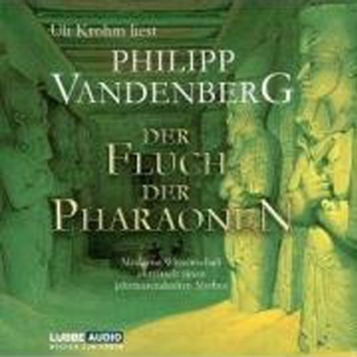 Der Fluch der Pharaonen audiobook cover art