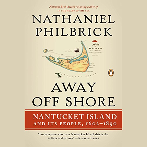 Away Off Shore audiobook cover art