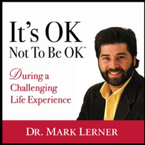 It's OK Not To Be Ok audiobook cover art