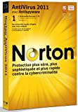 Norton antivirus 2011 (1 poste, 1 an) -