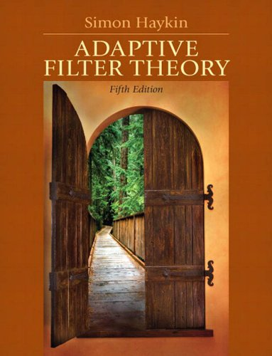 Adaptive Filter Theory (2-downloads)