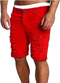 c5eb416c9f Amazon.com: Reds - Denim / Shorts: Clothing, Shoes & Jewelry