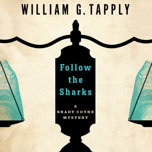 Follow the Sharks audiobook cover art