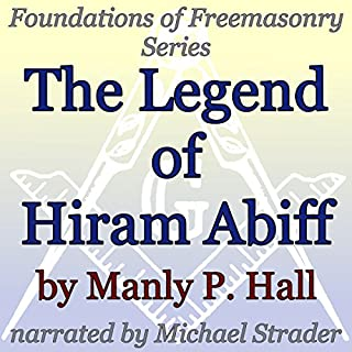 The Legend of Hiram Abiff cover art