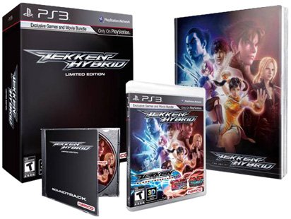 Tekken Hybrid Limited Edition PS3 US Version