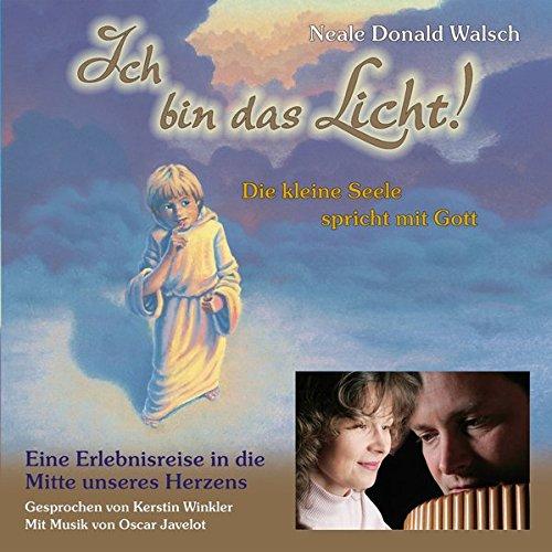 Ich bin das Licht: Die kleine Seele spricht mit Gott - Eine Erlebnisreise in die Mitte unseres Herzens (Edition Sternenprinz)