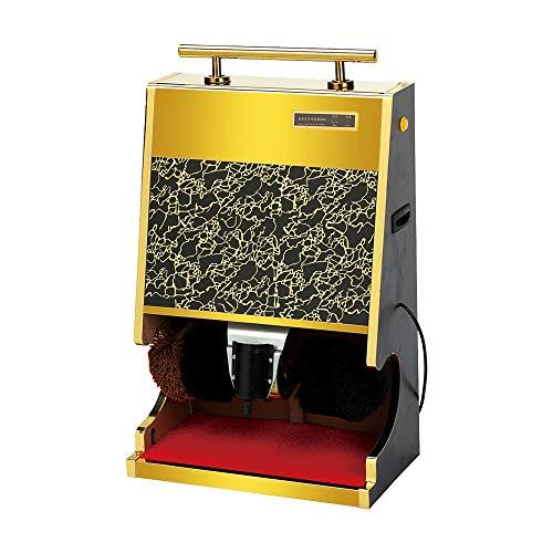 Duan hai rong DHR limpiadora automático Pulidor automático de Zapatos - Limpiador de Suela, Máquina para lustrar Zapatos, Limpiador de Zapatos de Alta Gama para el hogar (Color : A)