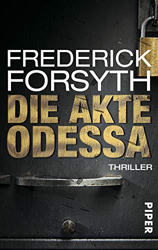 Die Akte ODESSA: Thriller