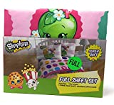 Shopkins Pink Sheet Set (Full) 4pc