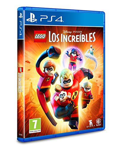 LEGO Los Increibles - Edición Exclusiva Amazon -