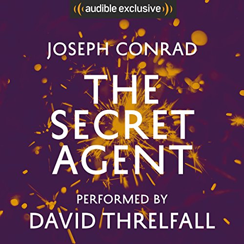 The Secret Agent Titelbild