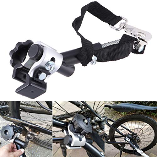 VORCOOL Enganche de Remolque para Bicicleta Enganche de aleación de Aluminio Enganche de Remolque de Bicicleta Adaptador Adaptador Universal