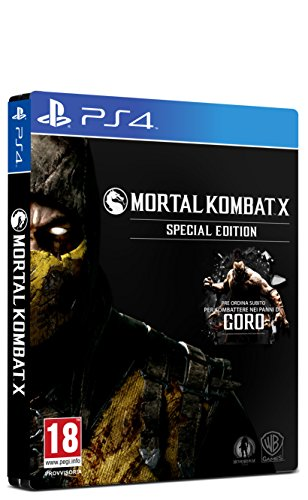 Mortal Kombat X - Special Limited Edition