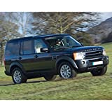 Pet World LAND ROVER DISCOVERY 2004-2017 CAR DOG CAGE BOOT TRAVEL CRATE (Double)