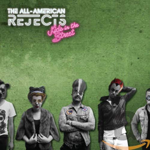 All American Rejects-Kids in