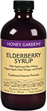 elderberry vinegar syrup