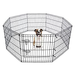 BUNNY BUSINESS 8 Panel Playpen Suitable for