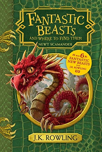 Fantastic Beasts & Where to Find Them (ANGLAIS)