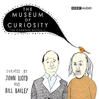 The Museum of Curiosity: The Complete Gallery 1 cover art