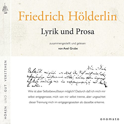 Lyrik und Prosa audiobook cover art