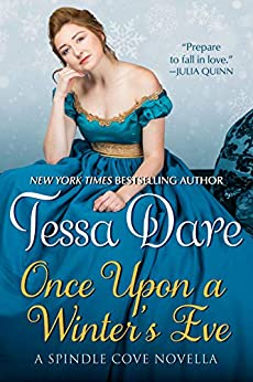 Once Upon a Winters Eve (Spindle Cove 1.5) by [Tessa Dare]