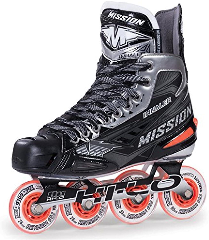Mission Inhaler NLS3 Roller Hockey Skates Sr. B01LZT4VGV