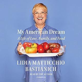 My American Dream audiobook cover art