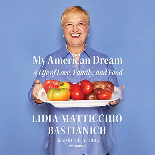 My American Dream audiobook cover art