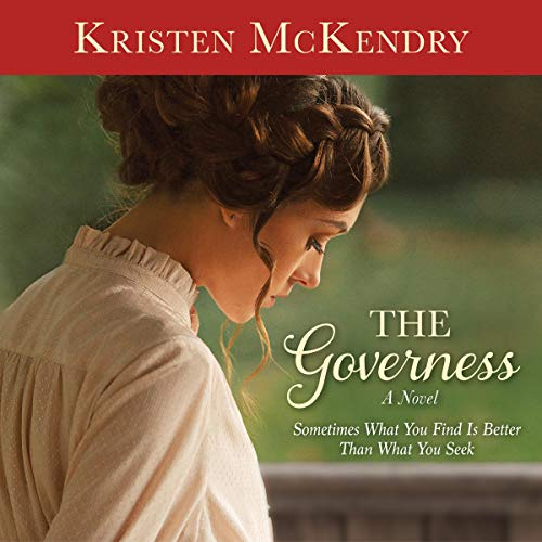 The Governess                   By:                                                                                                                                 Kristen McKendry                               Narrated by:                                                                                                                                 Nancy Peterson                      Length: 8 hrs and 24 mins     1 rating     Overall 5.0
