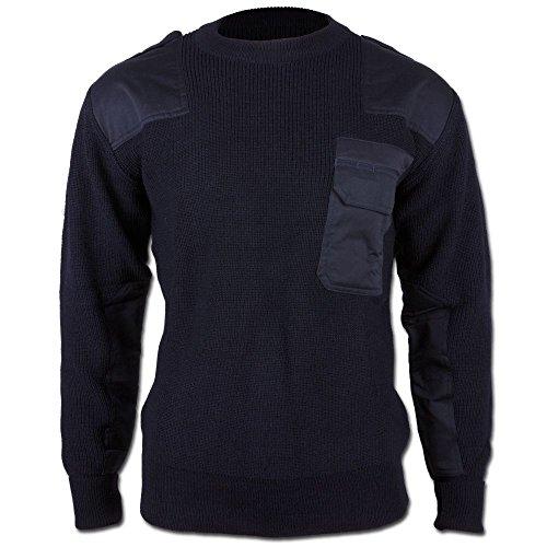 Mil-Tec BW Pullover d.blau Gr.50