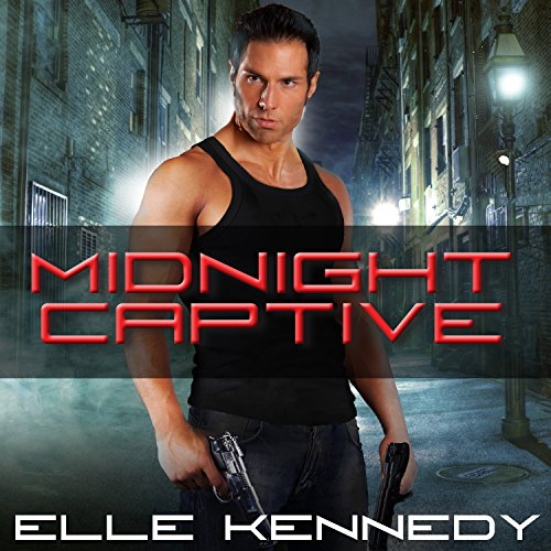 Midnight Captive audiobook cover art