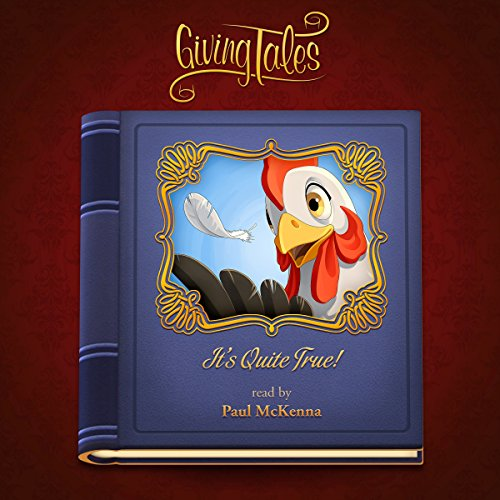 It's Quite True (GivingTales) cover art