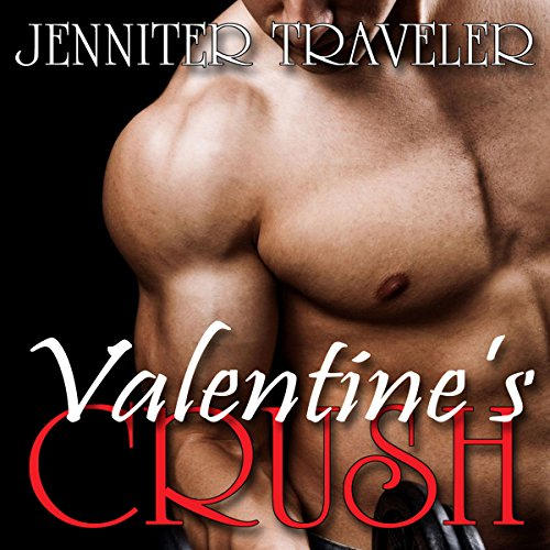 Valentine's Crush audiobook cover art