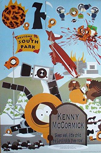 SOUTH PARK Poster Nr. 2 Format 70 x 102 cm