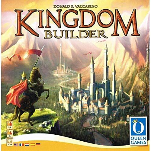 Devir - Juego Kingdom Builder (BGKBEE)