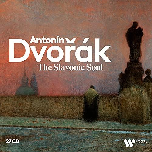 Libor Pešek,Carlo Maria Giulini,Mstislav Rostropovich,Václav Neumann,Nikolaus Harnoncourt - The Slavonic Soul (27 CD)