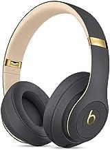 BeatsStudio3Wireless con cancelación de ruido - Auriculares supraaurales - Chip Apple W1, Bluetooth de Clase1, cancelación activa del ruido, 22horas de sonido ininterrumpido - Oro/Gris
