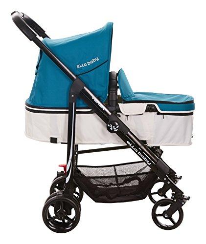 2018 Ella Baby Versa Luxury All in 1 Infant Baby Stroller