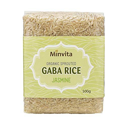 Minvita Organic GABA Rice - Jasmine
