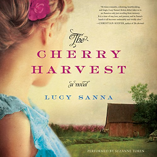 The Cherry Harvest audiobook cover art