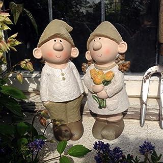 Beryl Elves standing Garden Ornament