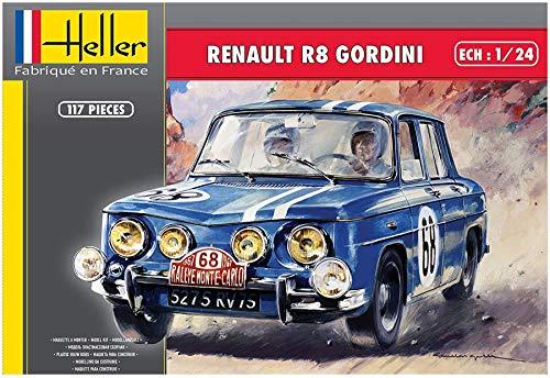 Heller- Renault R8 Gordini Juego de construcción de
