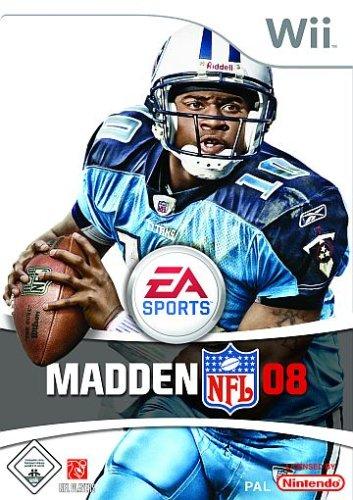 Wii - Madden NFL 2008