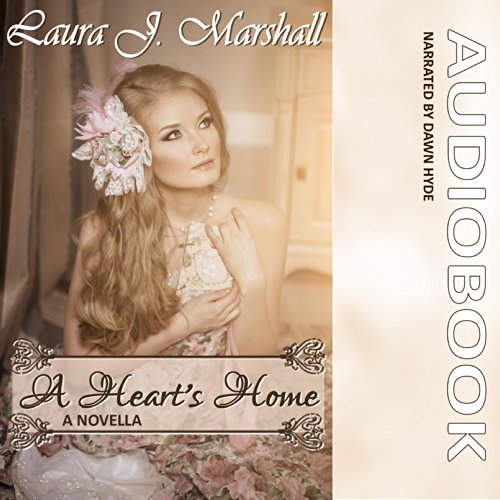 A Heart's Home audiobook cover art